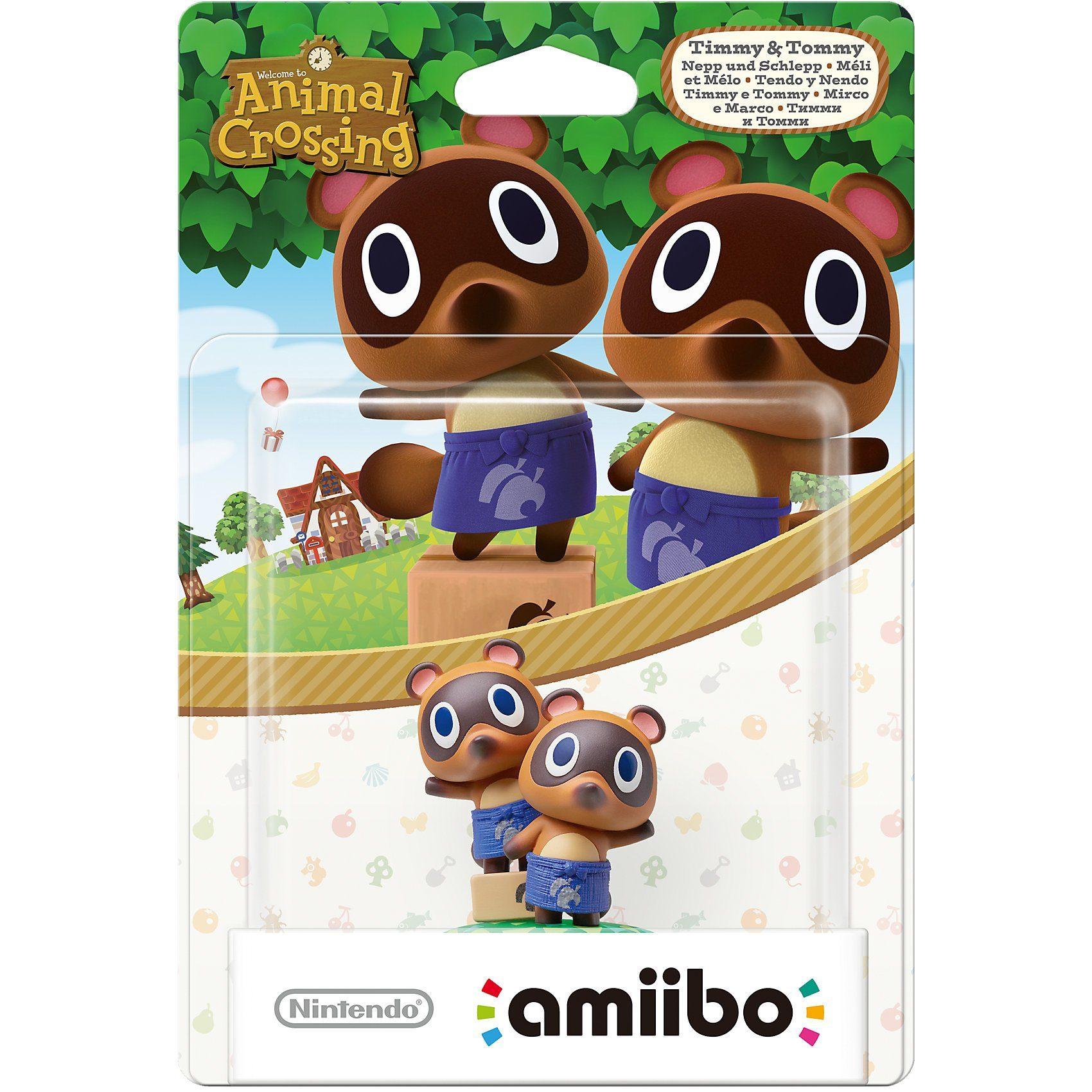 Nintendo amiibo Figur Nepp und Schlepp