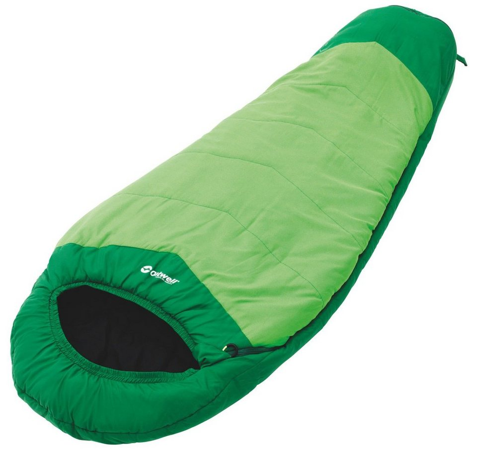 Outwell Schlafsack »Convertible Junior Sleeping Bag« in grün