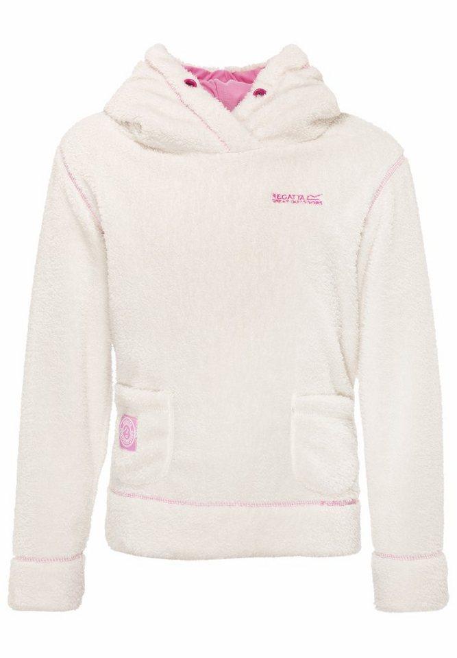Regatta Pullover »Hunny Girls« in weiß