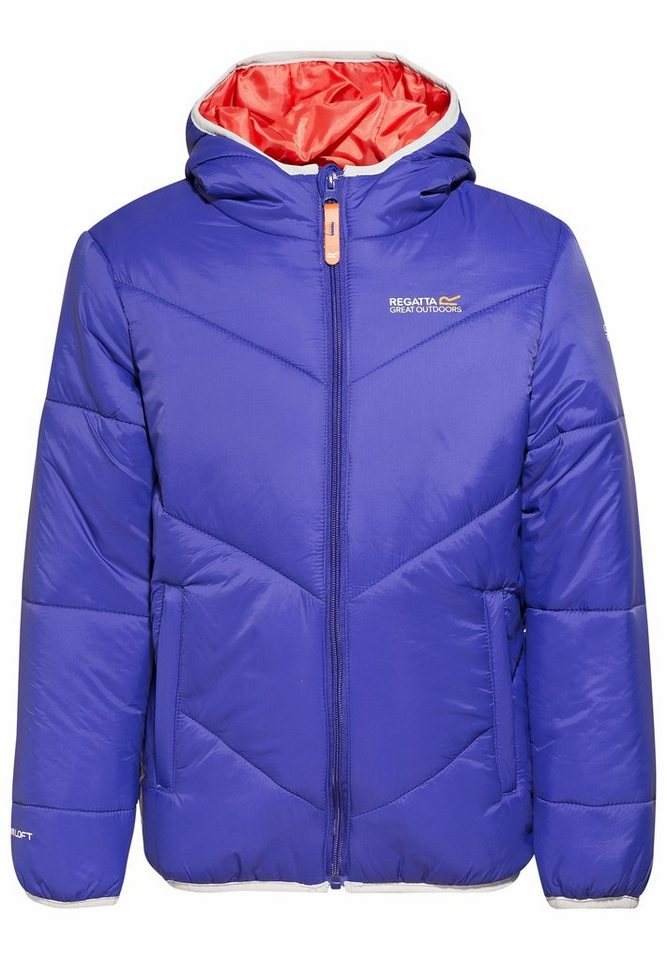 Regatta Outdoorjacke »Icebound Girls« in blau