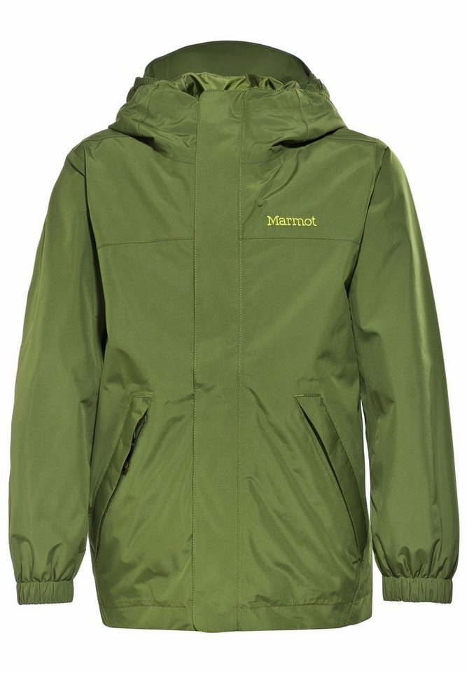 Marmot Outdoorjacke »Southridge Jacket Boy« in grün