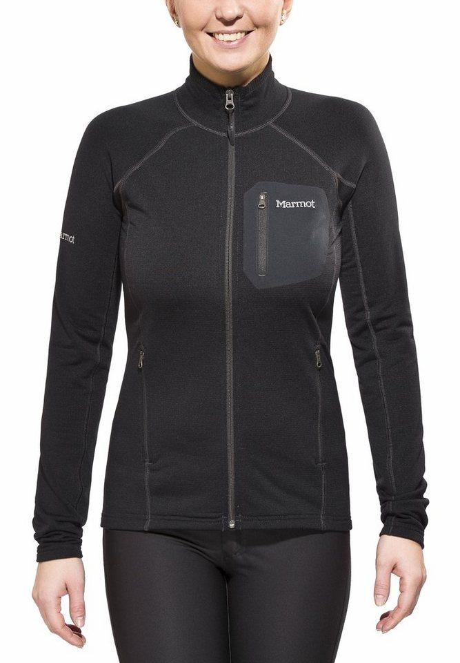 Marmot Outdoorjacke »Ansgar Jacket Women« in schwarz