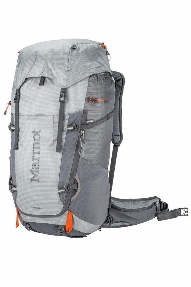 Marmot Sport- und Freizeittasche »Graviton 48 Backpack« in grau