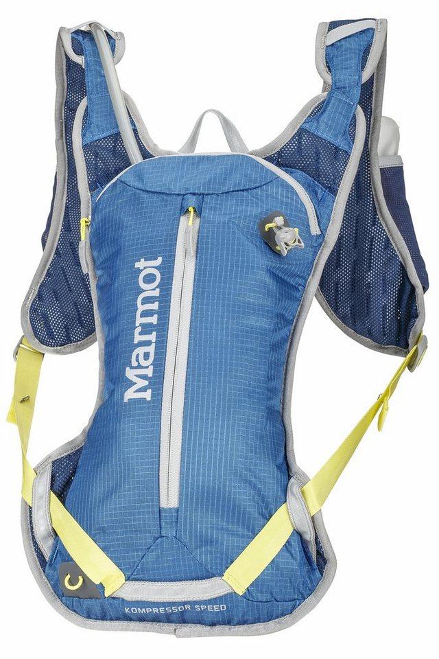 Marmot Sport- und Freizeittasche »Kompressor Speed 5L Daypack« in blau