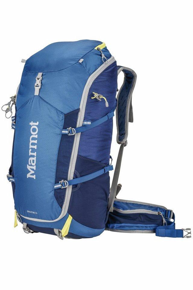 Marmot Sport- und Freizeittasche »Graviton 34 Backpack« in blau