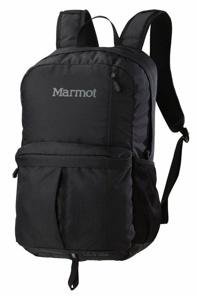 Marmot Sport- und Freizeittasche »Calistoga 30L Backpack« in schwarz