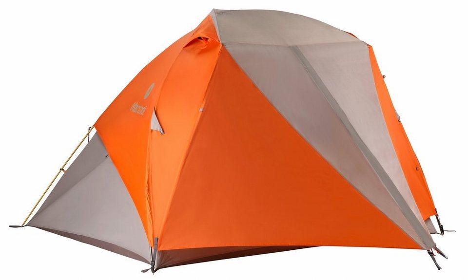 Marmot Zelt »Argent 4P Tent« in orange