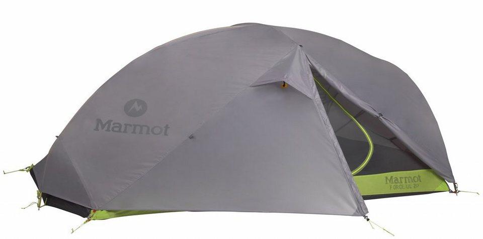 Marmot Zelt »Force UL 2P Tent« in grau