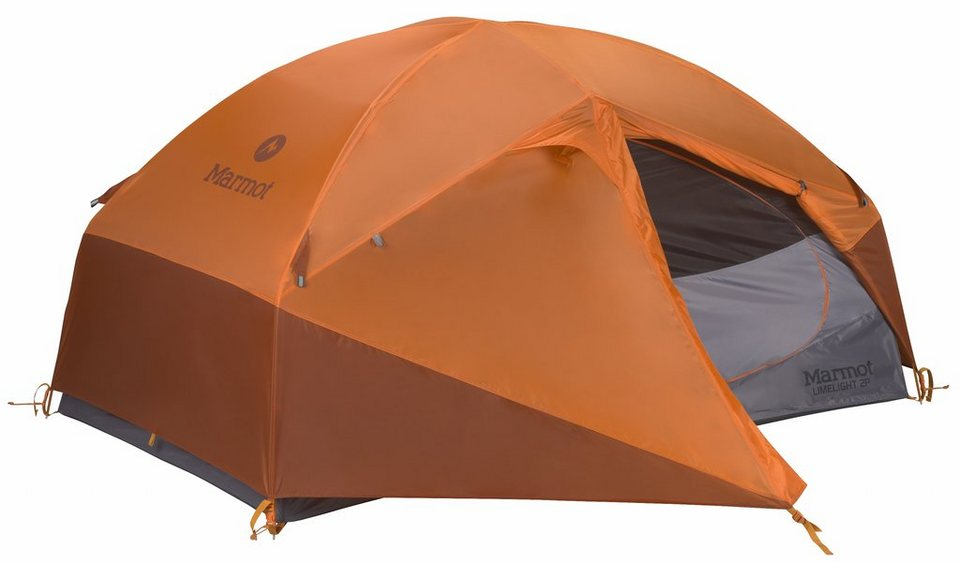 Marmot Zelt »Limelight 2P Tent« in orange