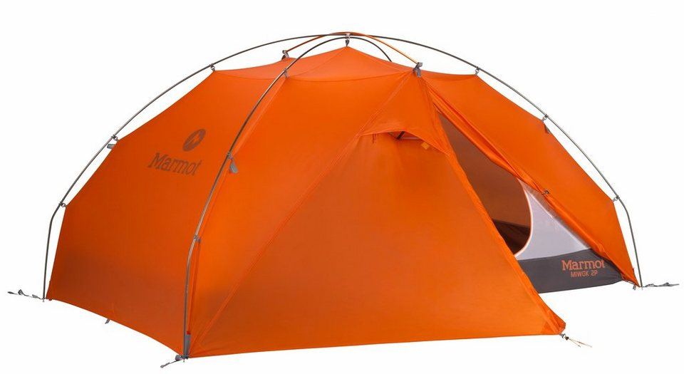 Marmot Zelt »Miwok 2P Tent« in orange