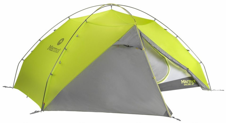 Marmot Zelt »Ohlone 2P Tent« in grün