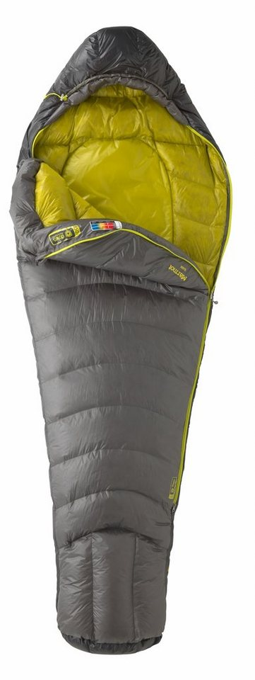 Marmot Schlafsack »Quark Sleeping Bag Regular« in grau