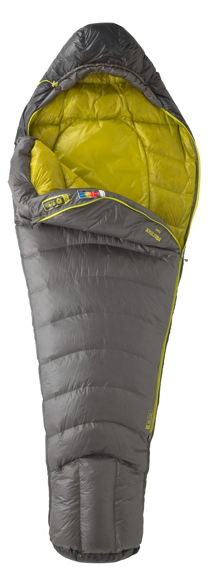 Marmot Schlafsack »Quark Sleeping Bag Regular«