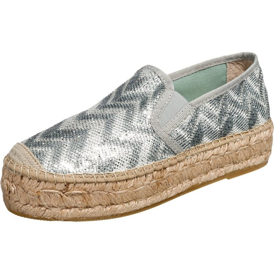 Vidorreta Slipper in silber