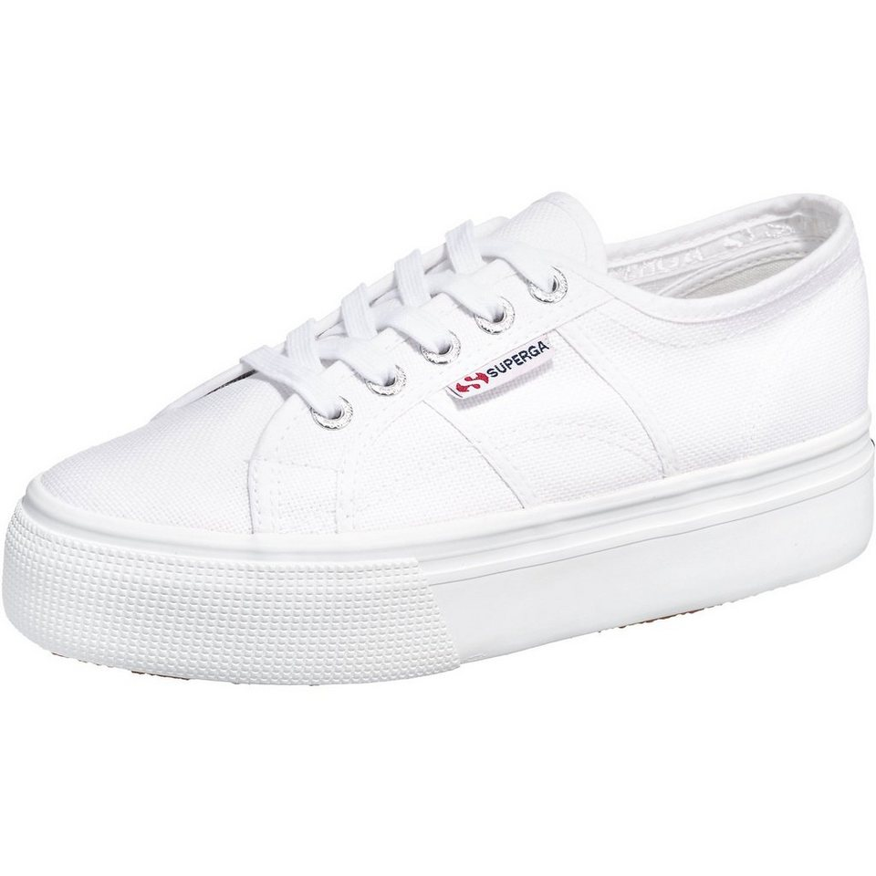 Superga® 2790-Acotw Linea Up And Down Sneakers in weiß