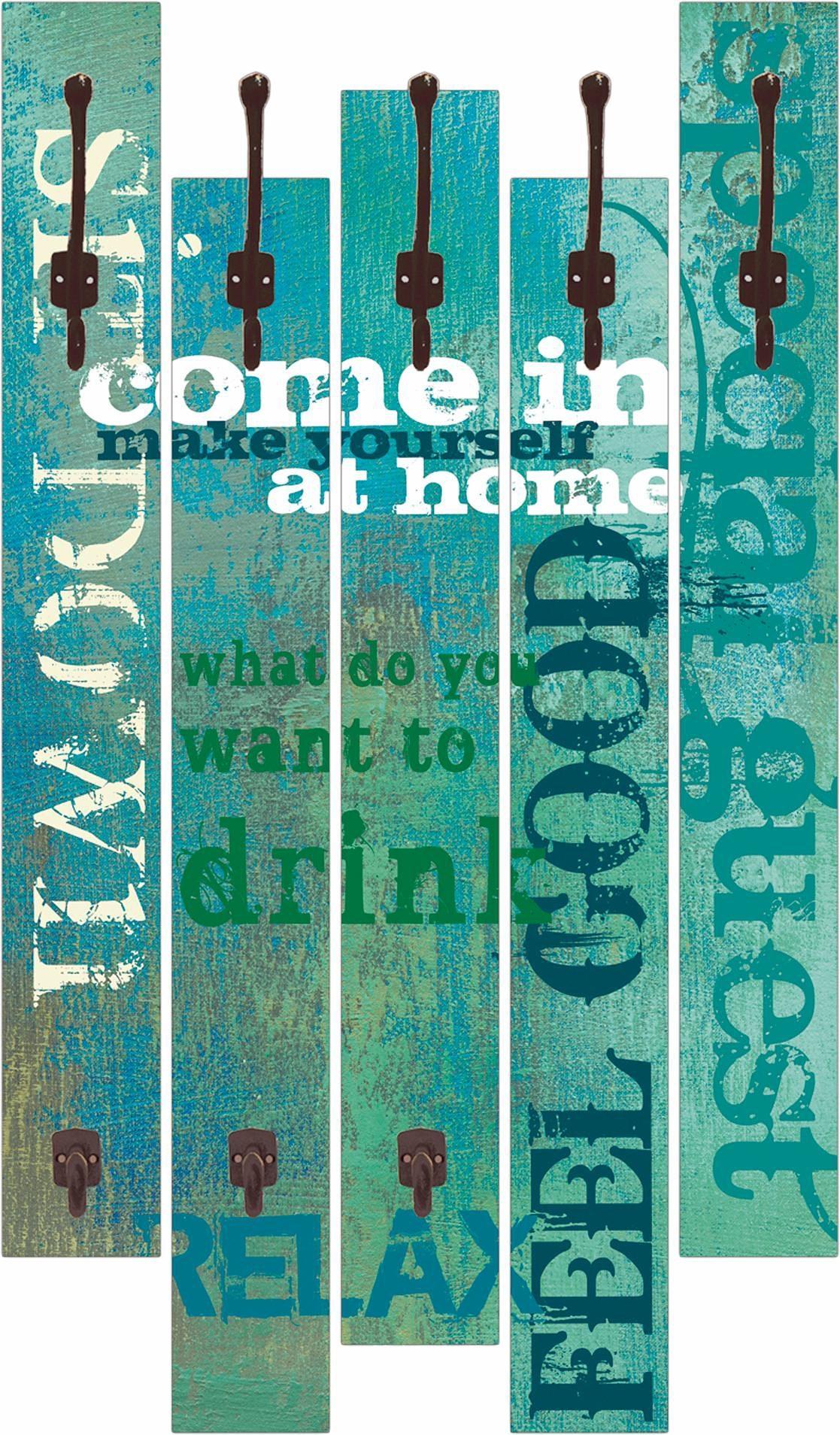 Home affaire, Garderobe »W. L.: Herein«, 68/114 cm