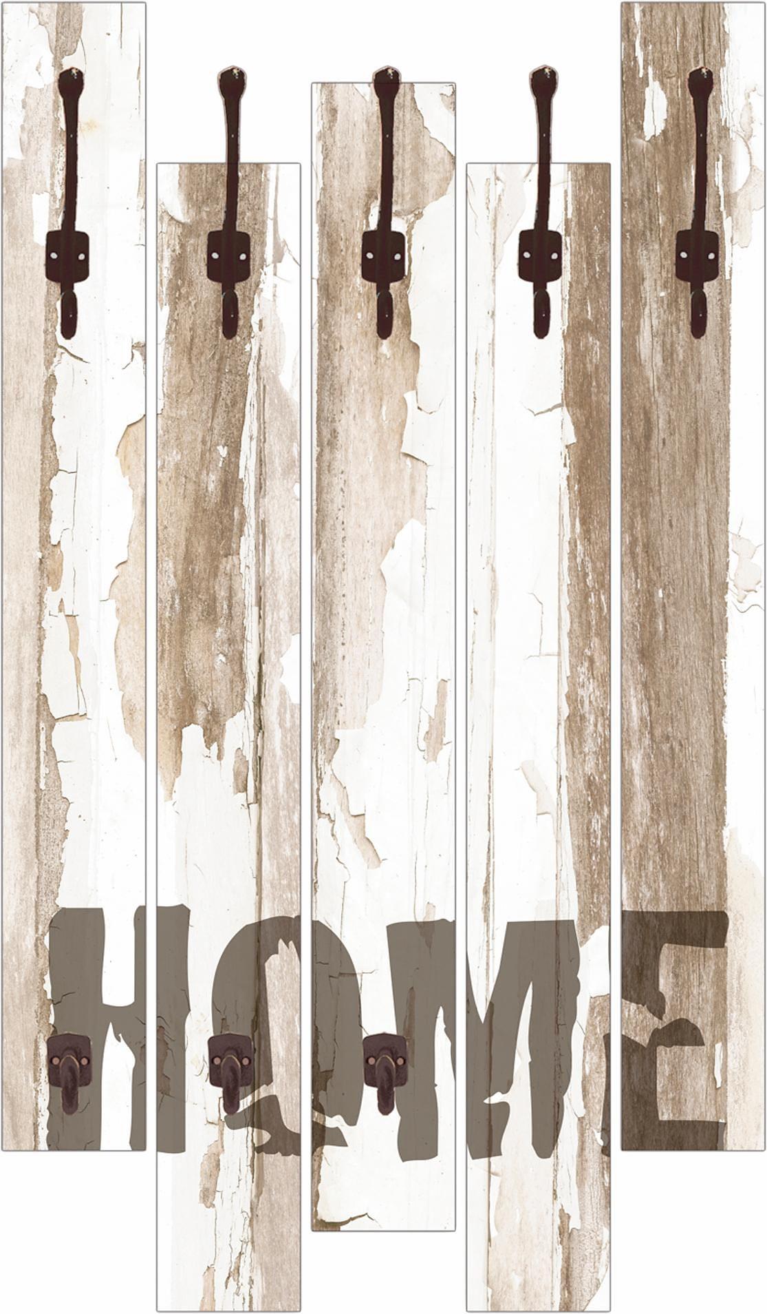 Home affaire Wandgarderobe »W. L.: Home«, 68/114 cm