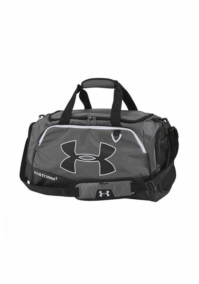 Under Armour® UNDENIABLE MD DUFFEL Sporttasche in schwarz-grau