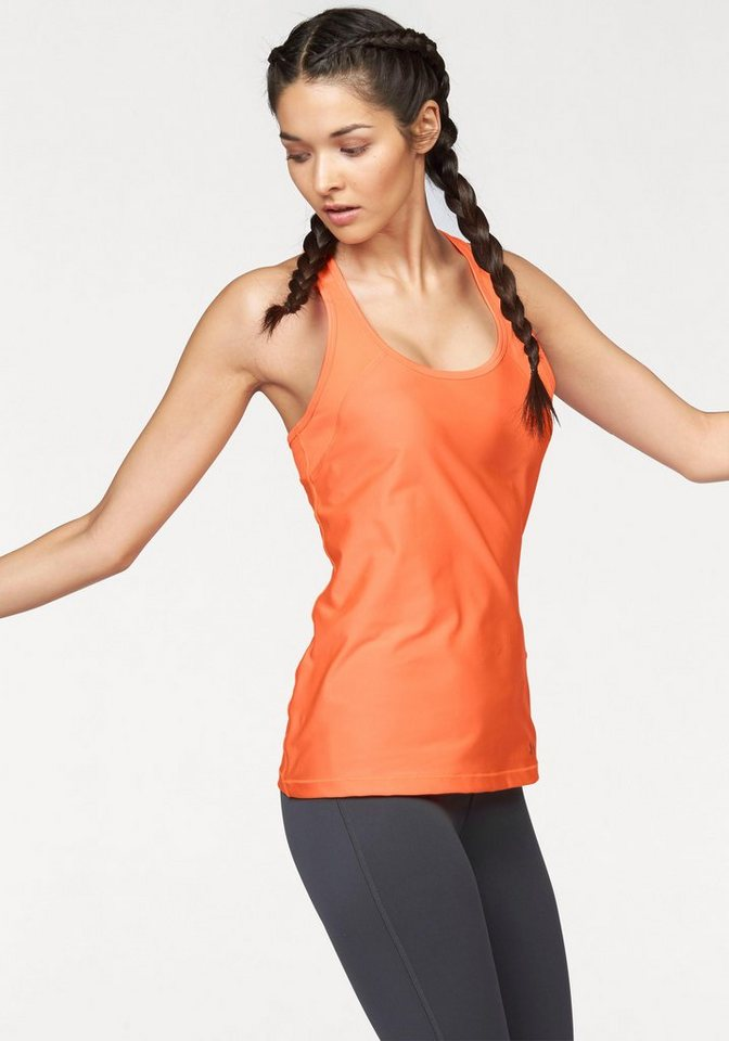 Under Armour® Armour Tank Funktions-Tanktop in Orange