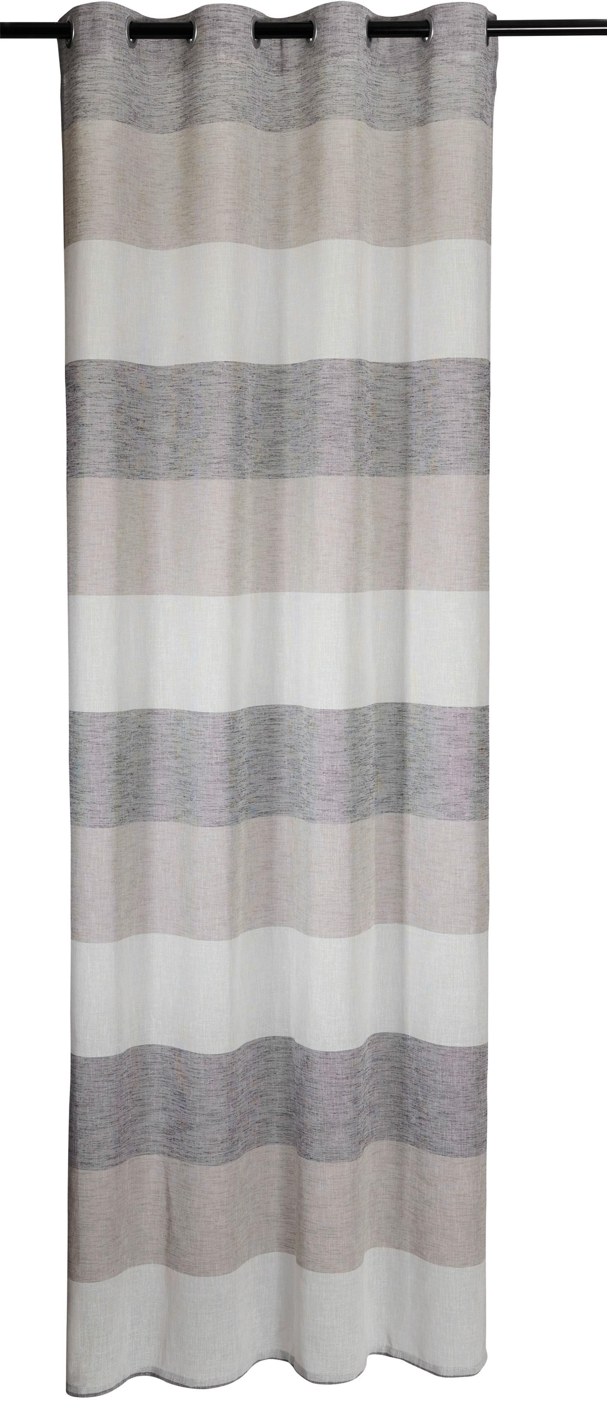 Vorhang, Kutti, »Marit«, mit Ösen (1 Stück)