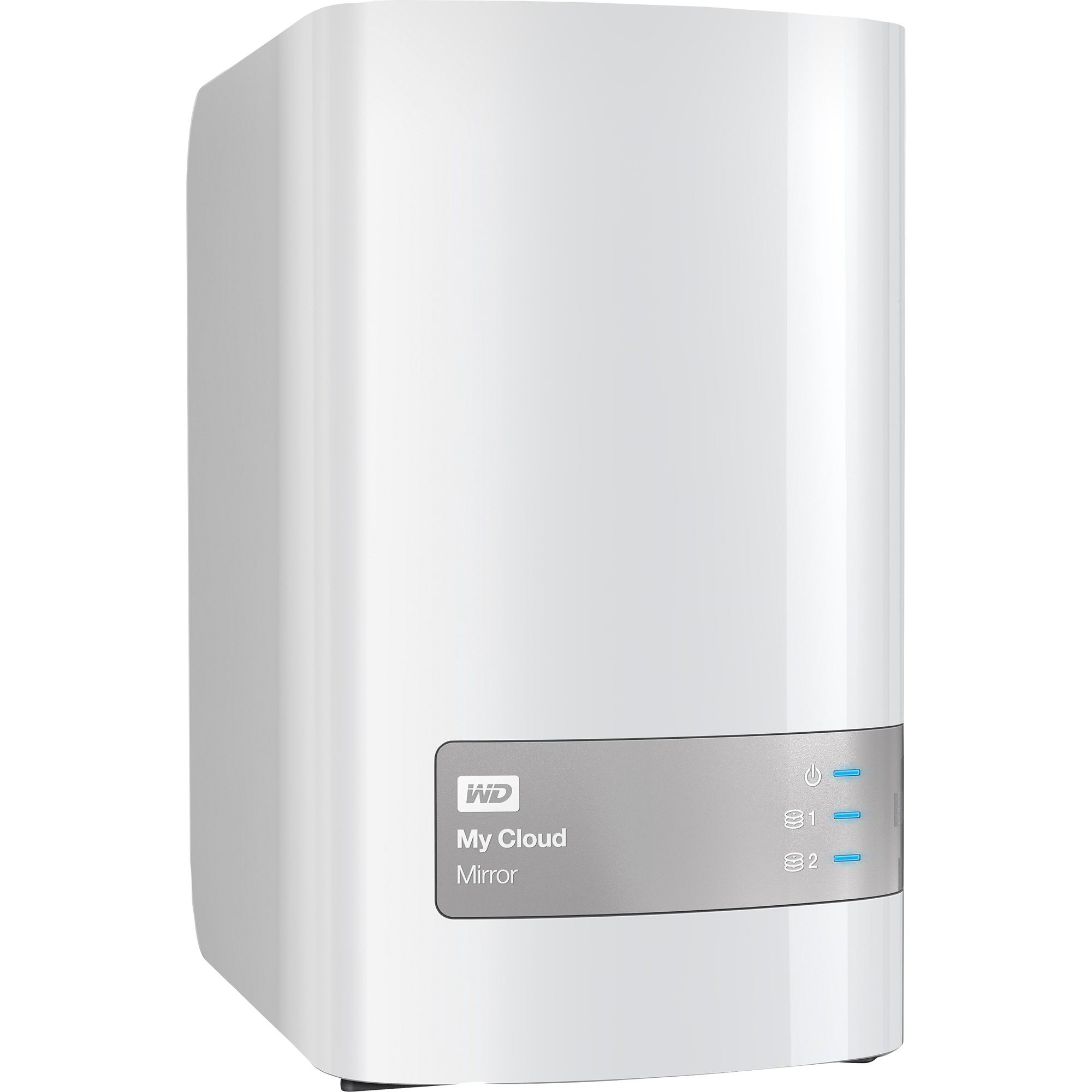 Western Digital NAS »6TB My Cloud Mirror Gen2 GL/2xU3«
