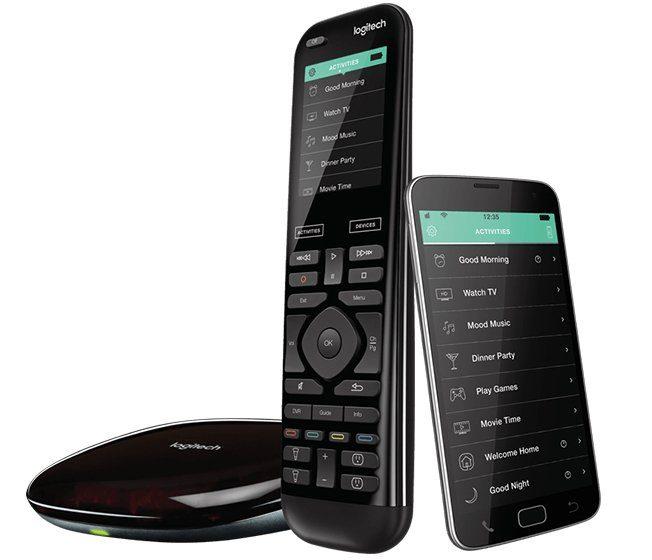 Logitech Fernbedienung »Harmony® Elite Remote Control, 915-000257«