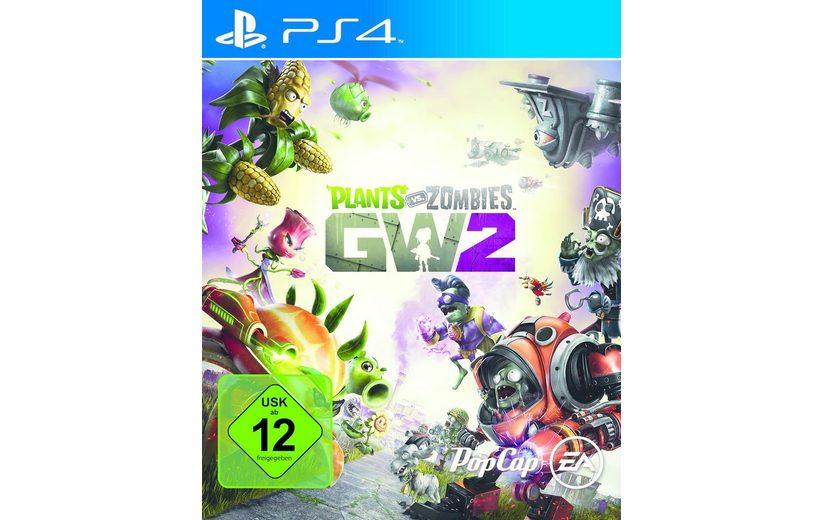 Electronic Arts Playstation 4 - Spiel »Plants vs Zombies Garden Warfare 2«