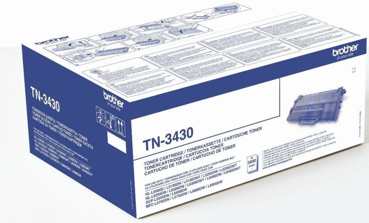Brother Toner »Toner TN-3430 Schwarz«