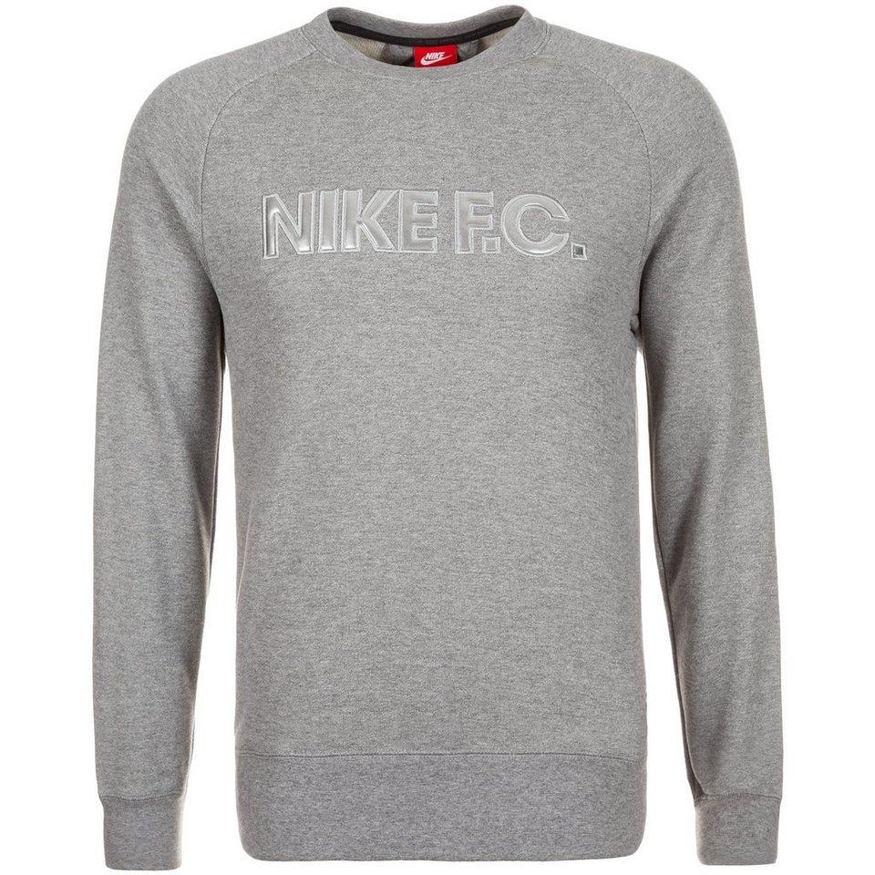 Nike Sportswear F.C. City Crew Sweatshirt Herren in grau