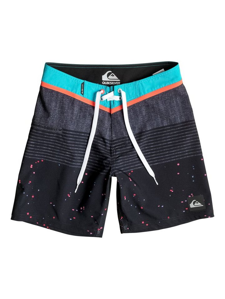 Quiksilver Boardshort »Remix 15« in ag47 remix high rise