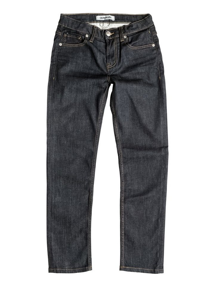 Quiksilver jean »Revolver Rinse« in rinse