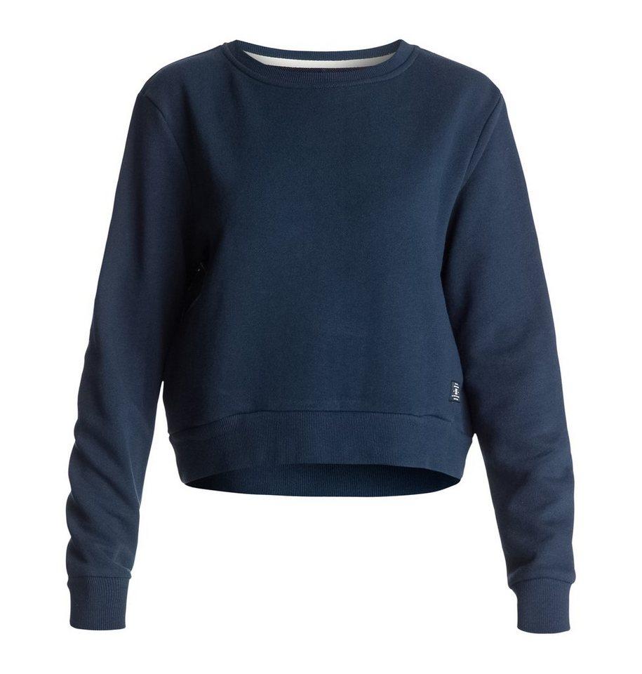 DC Shoes Sweatshirt »Marpole« in blue iris