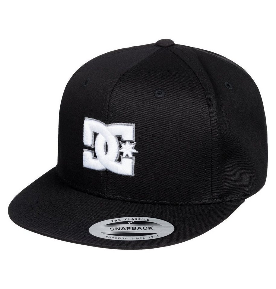 DC Shoes Cap »Snappy« in Black