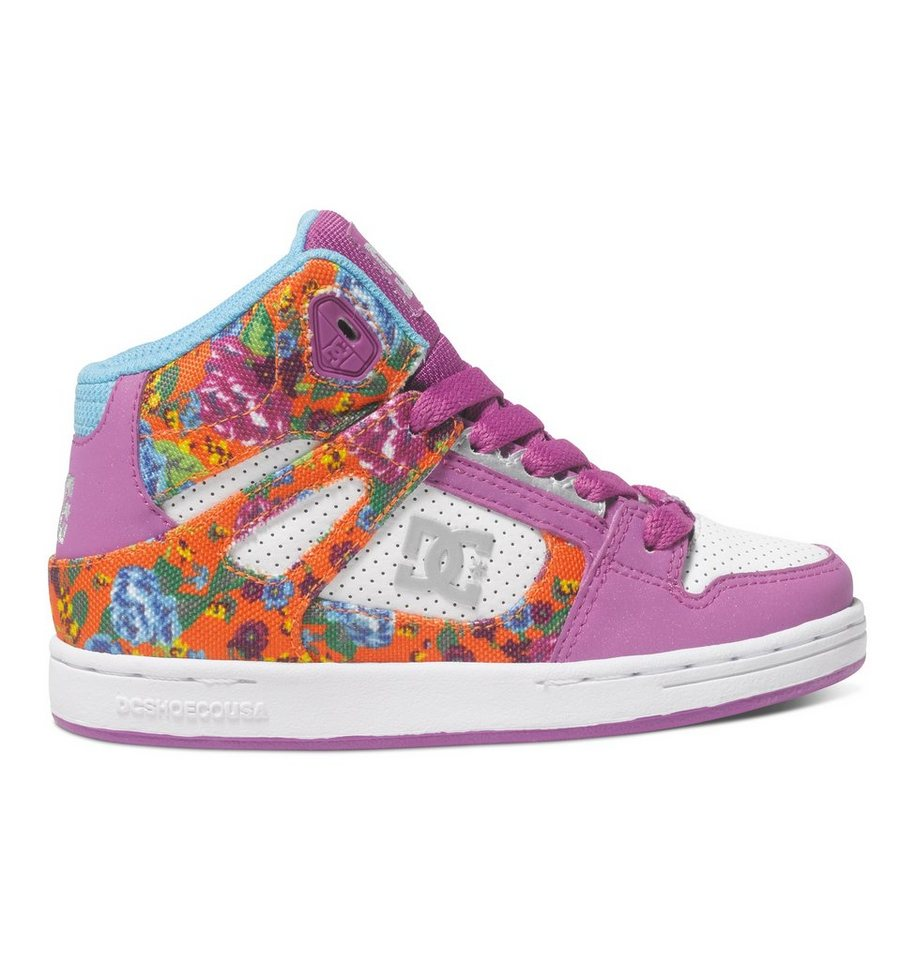 DC Shoes Hi-top »Rebound SE« in Purple rain