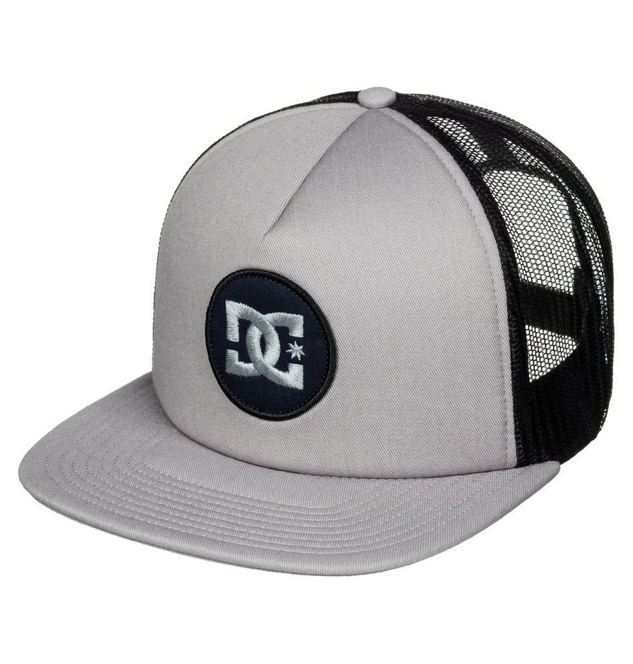 DC Shoes Snapback Cap »Pillfull« in Monument