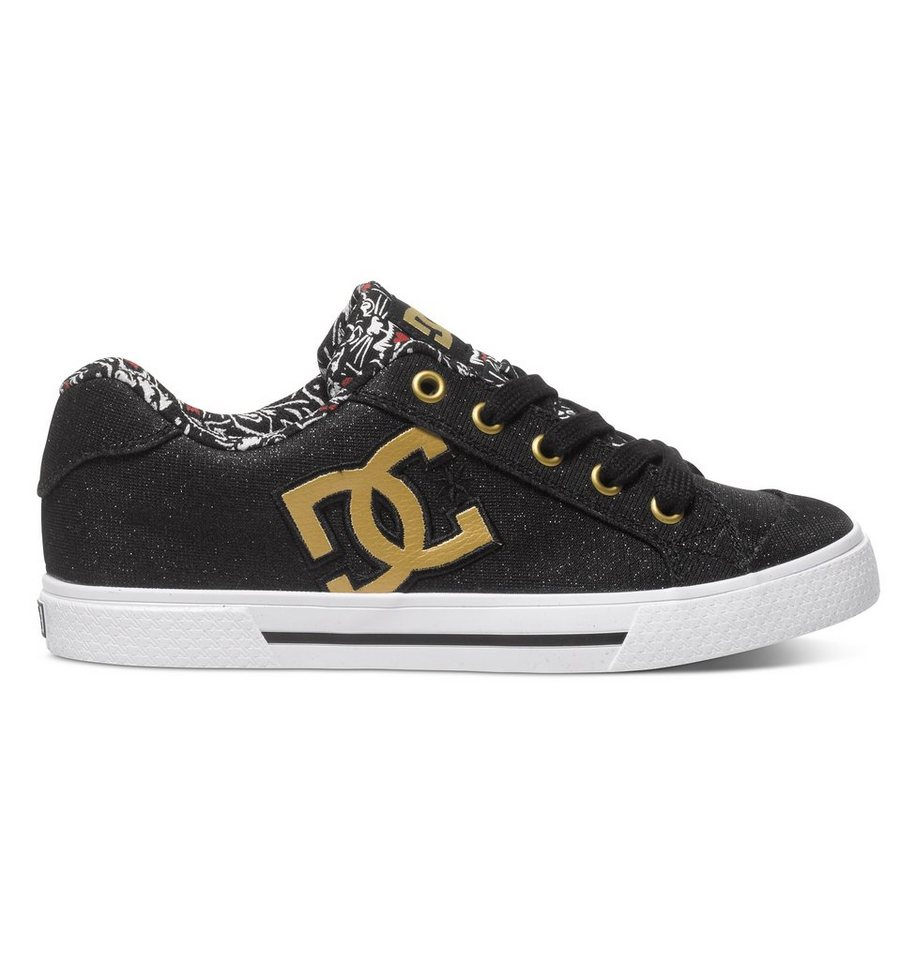 DC Shoes Schuhe »Chelsea X TR« in black print