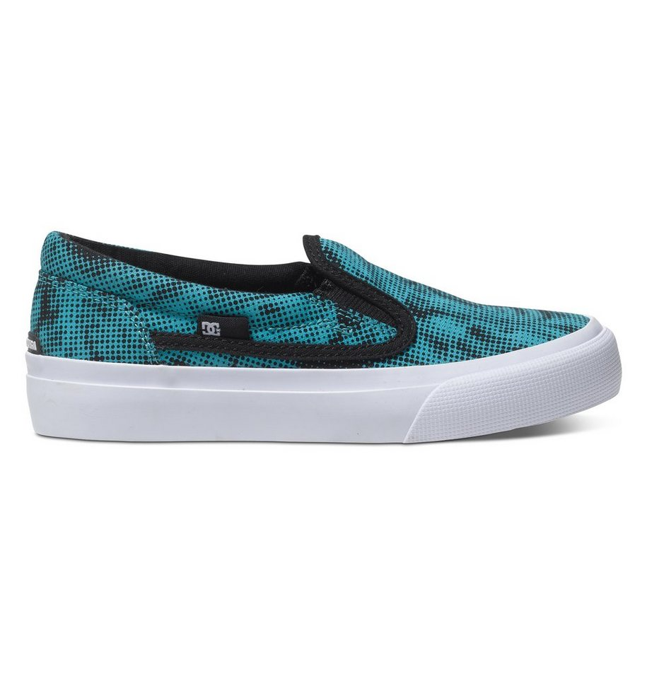DC Shoes Low top »Trase SP« in black/blue