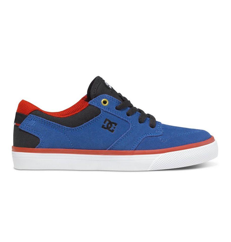 DC Shoes Schuhe »Argosy Vulc« in royal/black/red