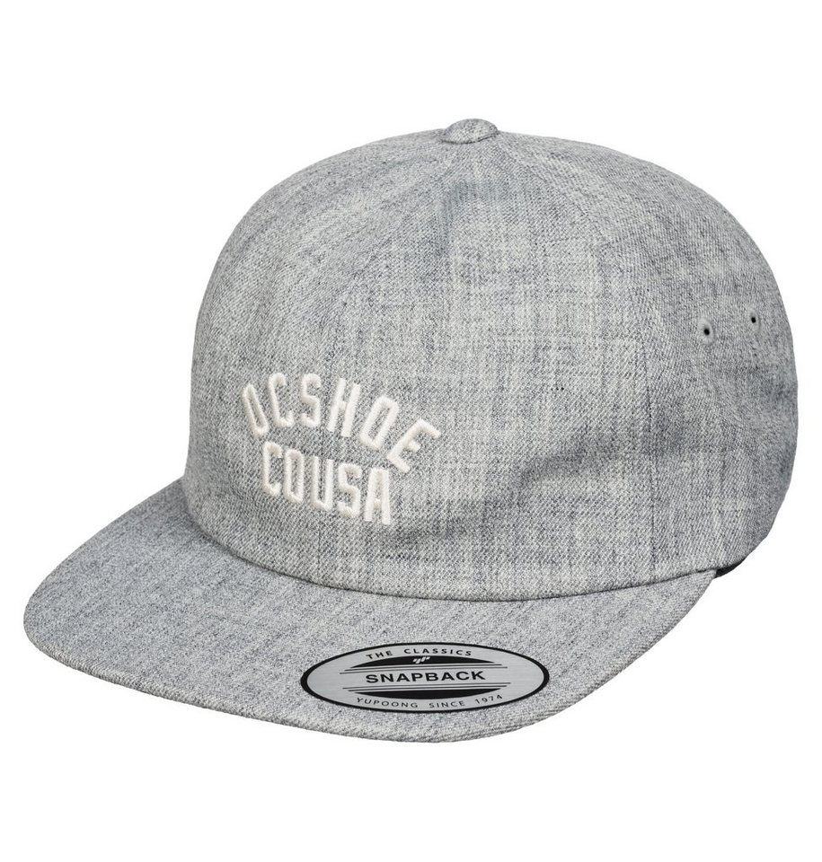 DC Shoes Cap »Outthere« in Heather grey