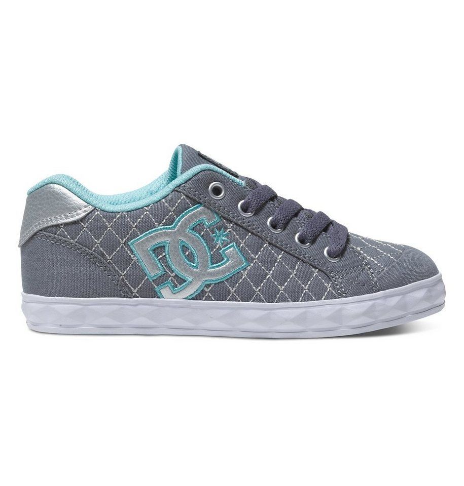 DC Shoes Low top »Chelsea Stud« in Grey/blue
