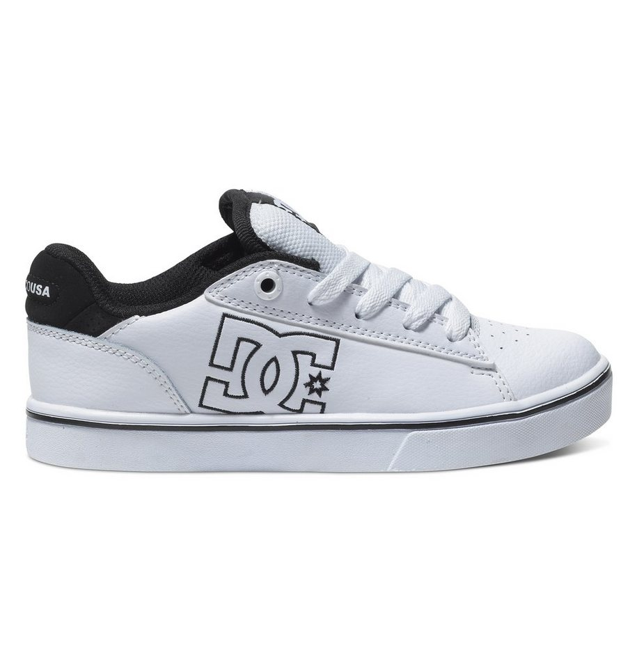 DC Shoes Low top »Notch« in White