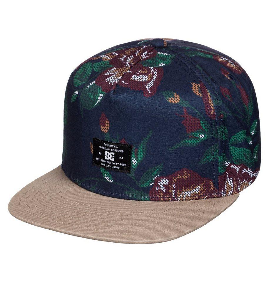 DC Shoes Snapback Cap »Breeson« in Khaki