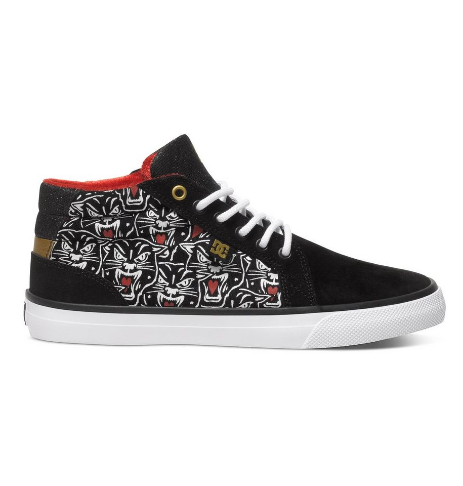 DC Shoes Schuhe »Council Mid X TR« in black print