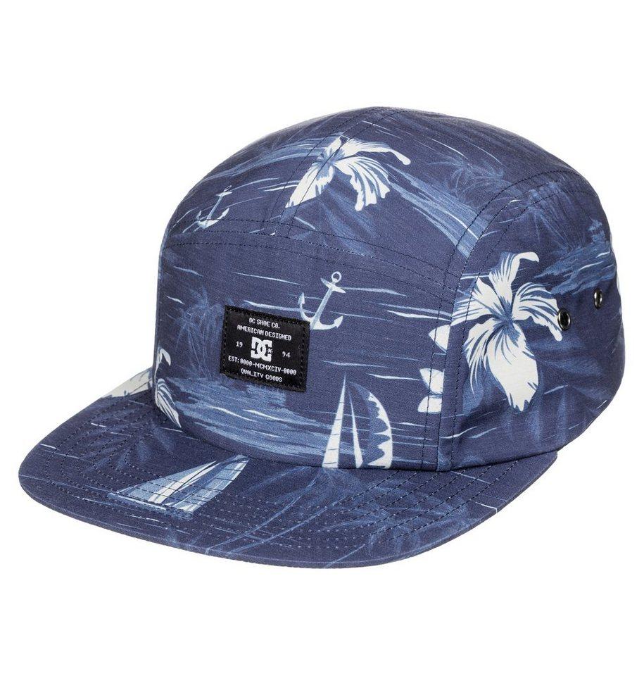 DC Shoes Cap »Cruiser Camper« in Vintage indigo