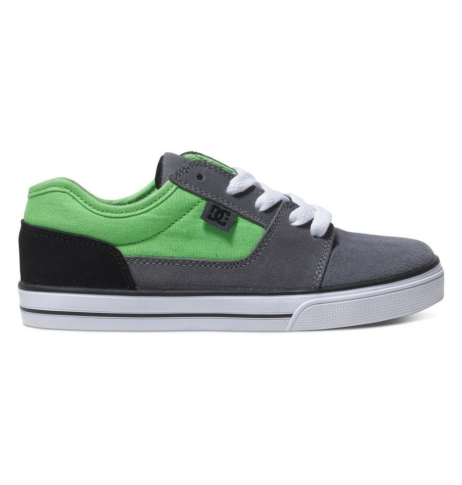 DC Shoes Low top »Tonik« in Grey/black/green