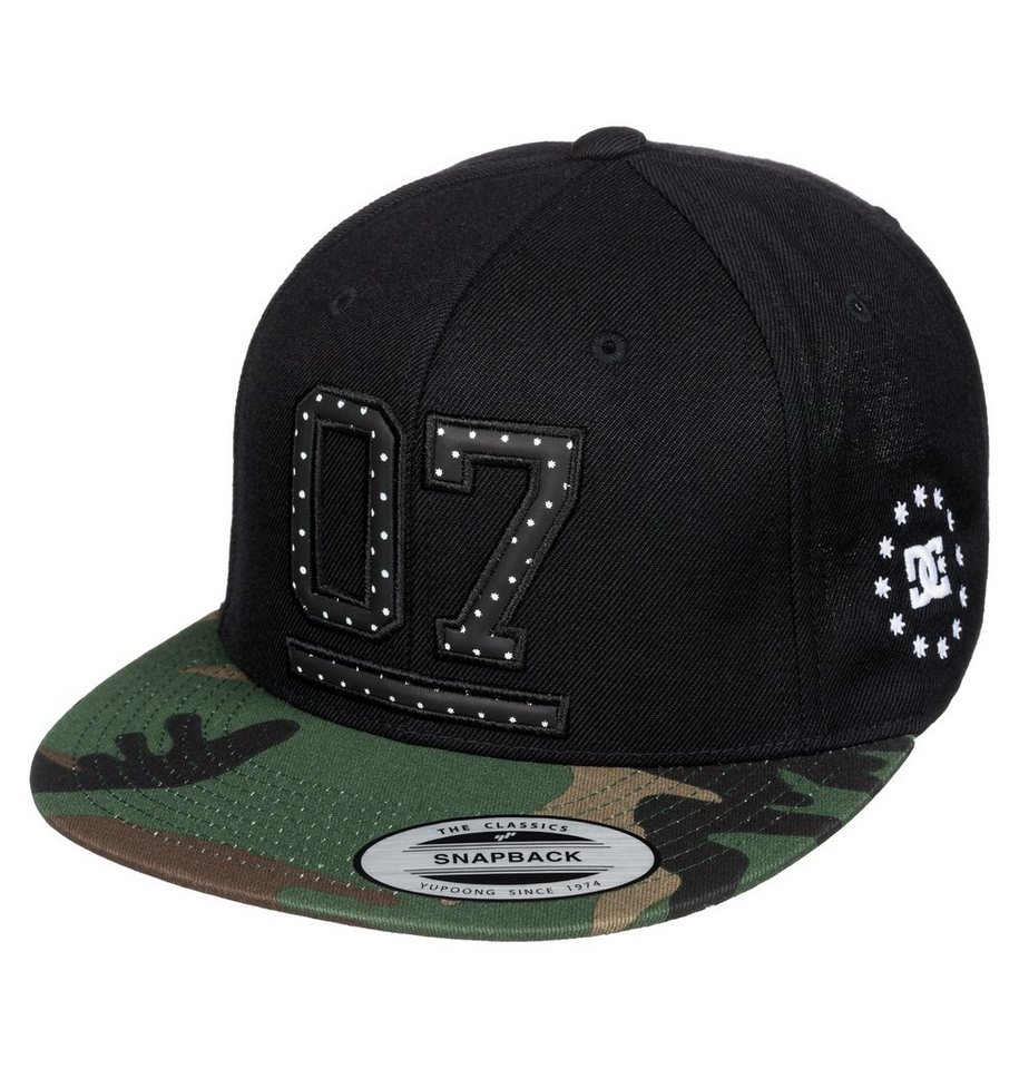 DC Shoes Hut »Oh Seven« in black