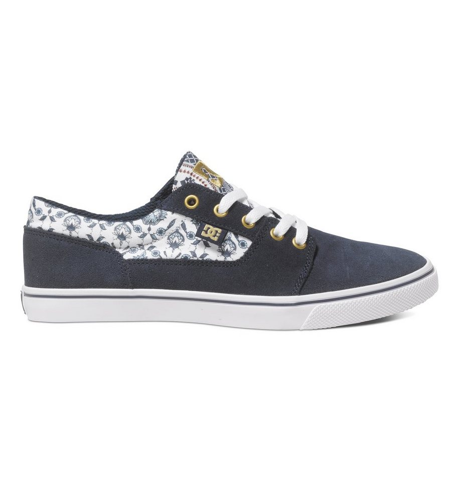 DC Shoes Low top »Tonik W SE« in Navy/blue/white