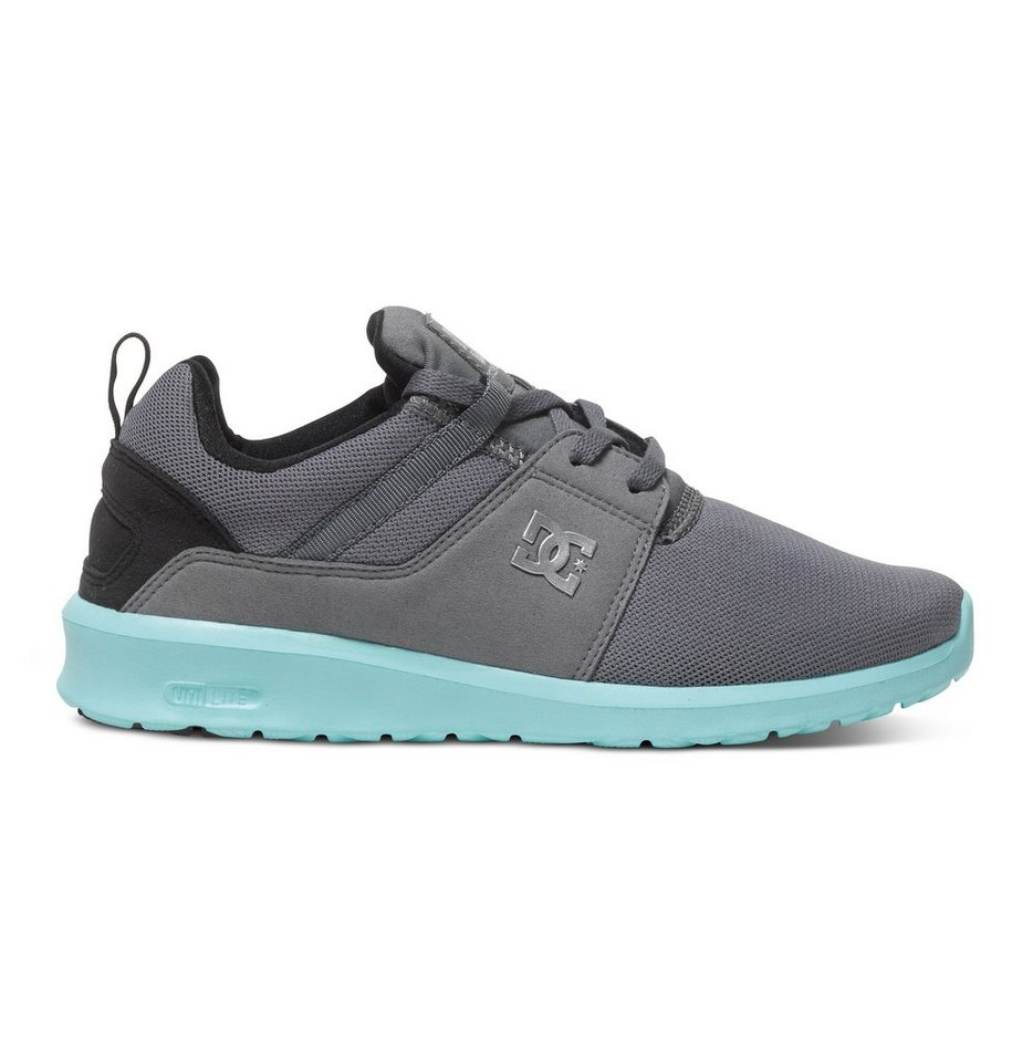 DC Shoes Low top »Heathrow« in Grey/black/blue