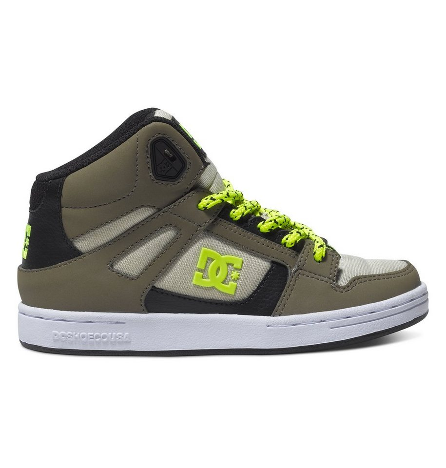 DC Shoes Hi-top »Rebound SE« in Taupe/stone