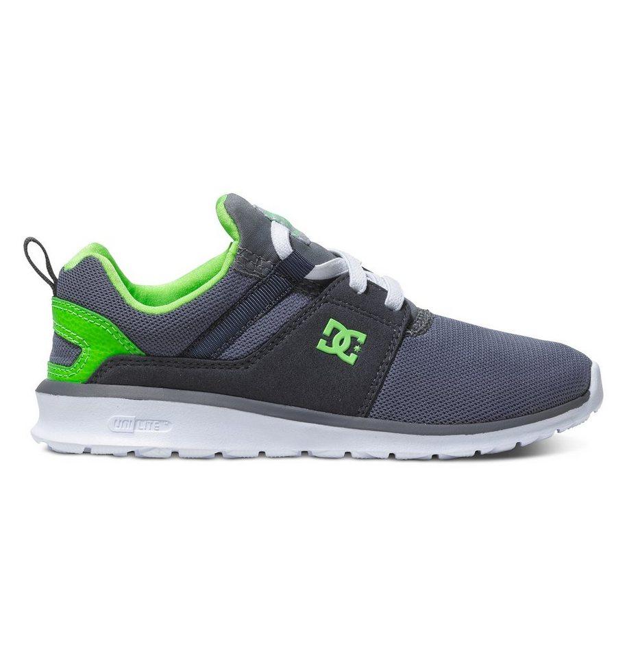 DC Shoes Schuhe »Heathrow« in Grey/white/green